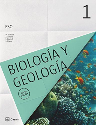 Biología y Geología 1 ESO (2016) - 9788421861967