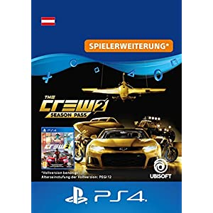 The Crew 2 – Season Pass Edition | PS4 Download Code – österreichisches Konto