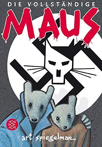 Die vollständige Maus (Comics Für Erwachsene)