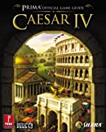 Caesar IV - Prima Official Game Guide de Joe Grant Bell