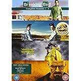 Breaking Bad: Season 1 / Breaking Bad: Season 2 / Breaking Bad: Season 3 / Breaking Bad: Season 4