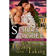 A Heart for the Taking (The Reluctant Brides Series, Book 1)