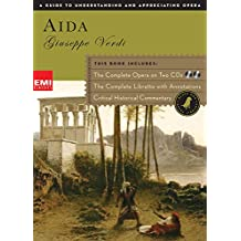 Aida (Book and CD's): Black Dog Opera Library