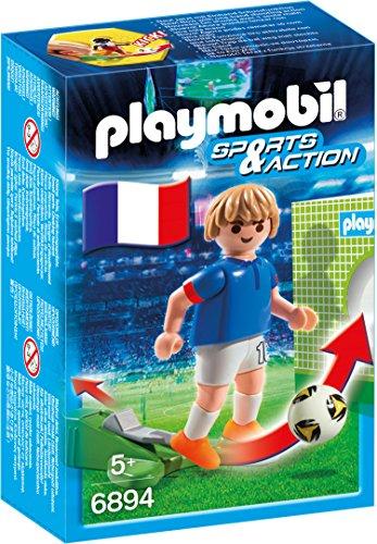 Playmobil 6894 - Fußballspieler Frankreich