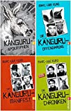 Marc-Uwe Kling 4 x als Taschenbuch im Set (1. Die Känguru - Chroniken + 2. Das Känguru - Manifest + 3. Die Känguru-Offenbarung + 4. Die Känguru-Apokryphen)