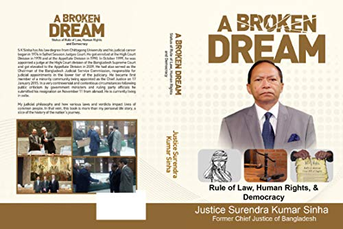 A Broken Dream: Rule of Law, Human Rights and Democracy (English Edition)