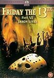 Friday The 13th Part VI Jason Lives [1986] [DVD]