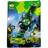 Bokey Ben 10 Align Force Omnitrix Projector Watch Includes 2 Disks