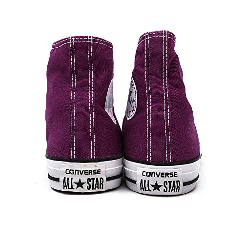 Converse Ctas Season Hi, Sneakers Hautes Femme Rose