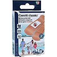 Pflaster Classic Farbe Leder 7x 2cm 10Stück preisvergleich bei billige-tabletten.eu