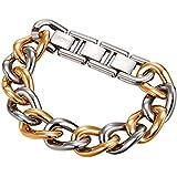 "Esprit Collection ELRG91750 C180 Women ""S Bracelet Stainless Steel Rhodium Plated Rose S.ELBR11606G195 Meramia Bi - 19 CM"