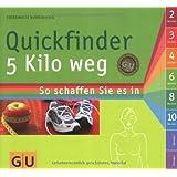 Quickfinder 5 Kilo weg (GU Quickfinder)