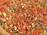 Produkt-Bild: Pesto Rosso Gewürzmischung, Premium-Mischung mit Pinienkernen, für Dips, Pesto, zum Würzen von Nudelgerichten & Soßen, 100g - Bremer Gewürzhandel