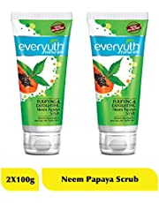 Everyuth Naturals Neem & Papaya Face Scrub Purifying & Exfoliating
