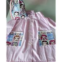 Bata escolar personalizada Princesas
