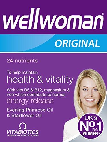 Vitabiotics Wellwoman Original 90 Caps, 59 g -