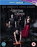 Vampire Diaries: The Complete Fifth Season [Edizione: Regno Unito] [Italia] [Blu-ray]