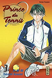 Prince du Tennis, tome 3