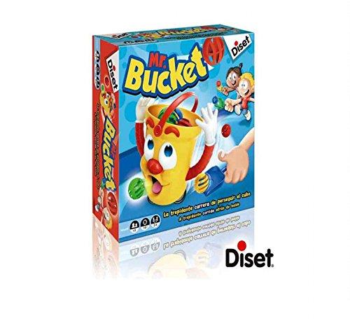 Diset Juego MR Bucket PERSIGUE EL Cubo