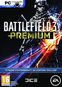 Battlefield 3 - Edition premium [Code Jeu PC - Origin]