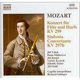 Mozart Flöte und Harfenkonzert Edlinge