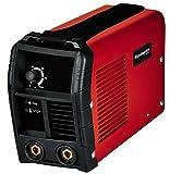 Einhell Inverter Schweißgerät TC-IW 110 (85 V, inkl. Masseklemme, Elektrodenhalter, Ventilatorkühlung, inkl. Tragegurt)