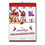 Der unselige Adventskalender: Der 2. skurril-witzige Adventskalender für Erwachsene vom iulias verlag. Adventskalender ohne Schokolade. Mit 24 + 1 Kalenderblättern zum Advent.