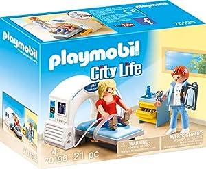 Playmobil City Life 70196 Set de Juguetes - Sets de Juguetes (Acción / Aventura, 4 año(s), Niño/niña, Interior,, Gente)