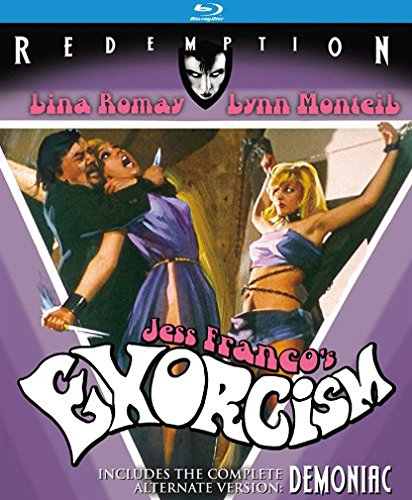 Exorcism [Blu-Ray Disc] [Edizione: Germania]
