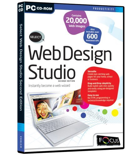 select-web-design-2nd-edition-import-anglais