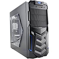 EXTREME PC GAMING DESKTOP COMPUTER FISSO ASSEMBLATO COMPLETO PROCESSORE INTEL I7 7700 3.6GHZ