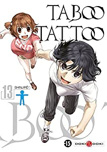 Taboo Tattoo Edition simple Tome 13