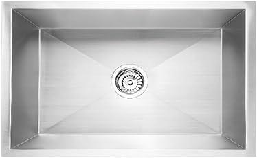 Carysil Quadro Single Bowl 24x18x8