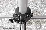 Schneider Sonnenschirm Samos, natur, 300 cm rund, Gestell Aluminium/Stahl, Bespannung Polyester, 21.2 kg - 10