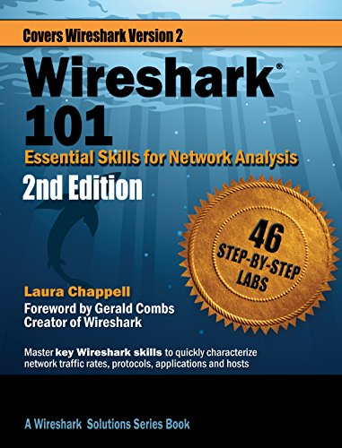 Wireshark 101: Essential Skills for Network Analysis - Second Edition: Wireshark Solution Series (English Edition)