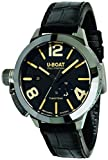 UBoat Unisex-Adult Analogue Classic Automatic Watch with Leather Strap 9006.0
