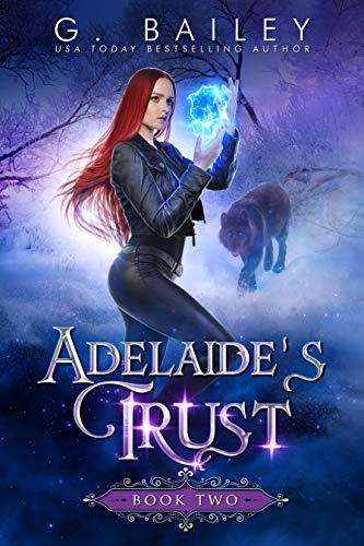 Adelaide's Trust: An Paranormal Reverse Harem Novel (Her Fate Series Book 2) (English Edition) -