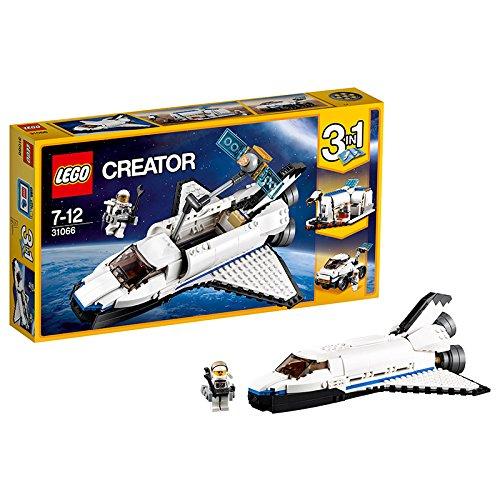 Preisvergleich Produktbild LEGO Creator 31066 - Forschungs-Spaceshuttle