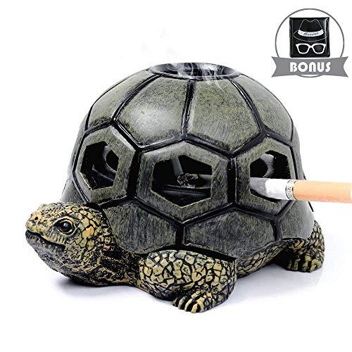 Monsiter Cenicero Cenicero tortuga creativa