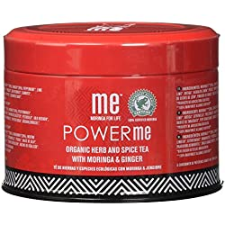 Me Moringa for Life Power Infuso con Zenzero Bio - 220 g