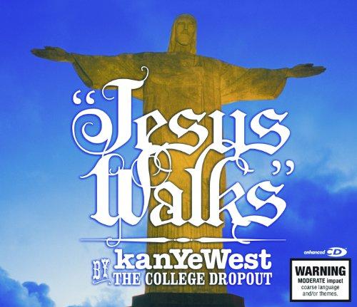 Jesus Walks (UK ECD Maxi)