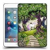 Head Case Designs Einhorn Geheimnisse Von Dem Wald Soft Gel Hülle für iPad Mini 4