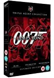 James Bond Ultimate Edition - Dr. No/Live And Let Die/Die Another Day [DVD] [1962]