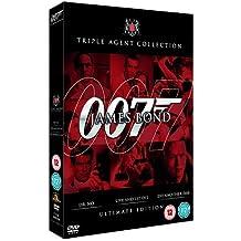 James Bond Ultimate Red Triple Pack