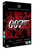 James Bond Ultimate Red Triple Pack - Dr. No/Live And Let Die/Die another Day [UK Import]