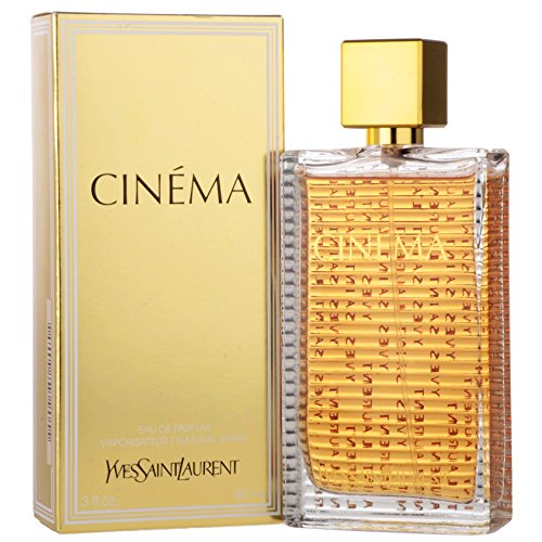 Yves Ml Vaporisateur 90 – Saint Cinema Amc38680 Eau Flacon De En Laurent Motif Parfum W9YE2DHIbe