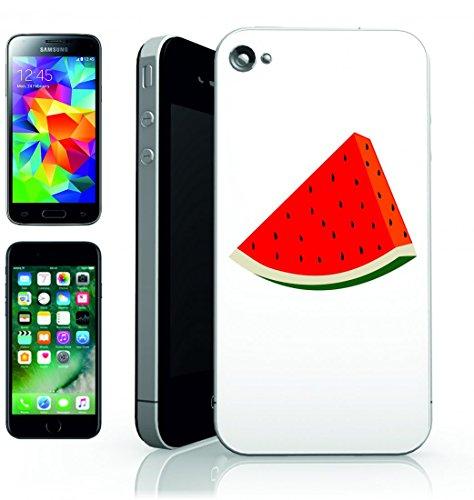 Smartphone Case frutta raccolta di parabrezza di estate di anguria per Apple Iphone 4/4S, 5/5S, 5C, 6/6S, 7& Samsung Galaxy S4, S5, S6, S6Edge, S7, S7Edge Huawei HTC–Divertimento Motiv di cult