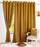 Story@Home Blackout Superior Faux Silk P...
