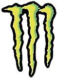 Aufkleber wählbar Adhesivo Sticker für Auto und Motorrad Monster Energy Logo 17x 10cm Aufkleber Autocollant