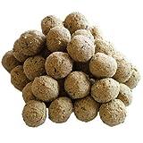 300 Un-Netted Fat Balls For Wild Birds (150 pack x 2)